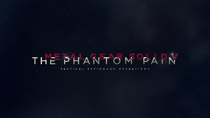 Metal Gear Solid V - Trailer
