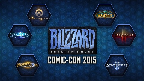 Blizzard Gear Showcase - Comic-Con 2015