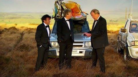 Trailer zur letzten Folge Top Gear mit Jeremy Clarkson