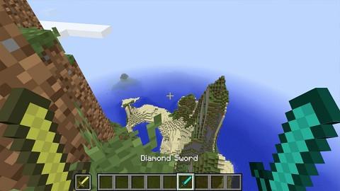 Die zweite Hand in Minecraft 1.9 ausprobiert