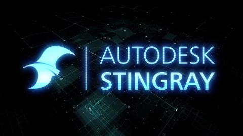 Autodesk Stingray-Engine - Trailer (Announcement)