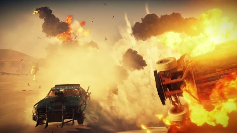 Mad Max - Gameplay Trailer (Gamescom 2015)