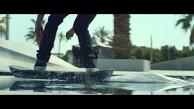 Hoverboard im Einsatz - Lexus