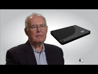 Gordon Moore über Intels SSDs