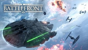 Star Wars Battlefront - Trailer (Fighter Squadron)