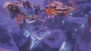 Zwei neue Karten für Overwatch (Gamescom 2015)