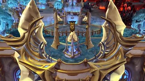 Heroes of the Storm - Trailer (Infernal Shrines, Gamescom 2015)