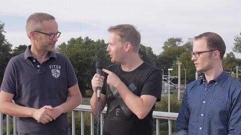 Gamescom 2015 - Tagesrückblick (Tag 1)