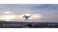 DJI 3 Phantom Standard (Herstellervideo)