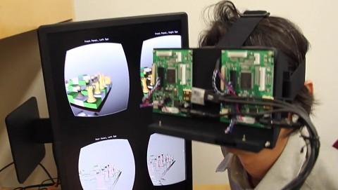 Stanford-Forscher entwickeln VR-Brille auf Lichtfeld-Basis