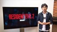 Resident Evil 2 Remake - Ankündigung