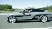 Audi fährt automatisch - Bericht