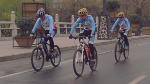 Fahrradhelm Livall (Herstellervideo)