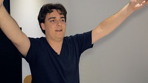 Palmer Luckey - Interview (Gamescom 2015)