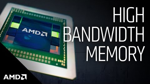 AMD erklärt High Bandwidth Memory für Grafikkarten