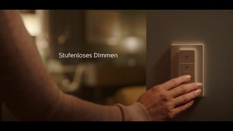 Philips Hue Wireless Dimming Kit (Herstellervideo)
