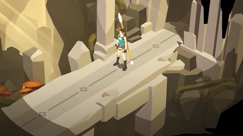 Lara Croft Go - Trailer