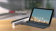 LG Rolly Keyboard - Trailer