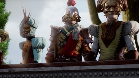 Dragon Age Inquisition - Trailer (DLC Trespasser)