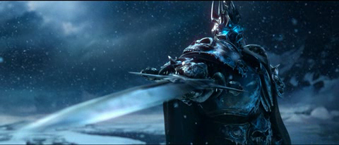 WoW Wrath of the Lich King - Intro