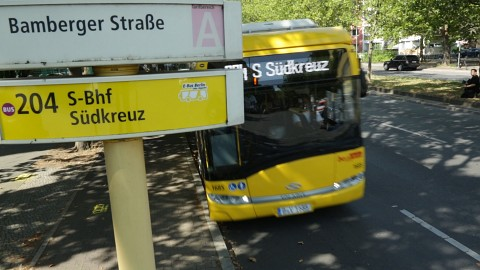 E-Bus-Linie in Berlin gestartet - Bericht