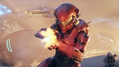 Halo 5 Guardians - Intro Cinematic