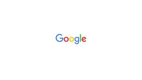 Googles Logo im Laufe der Zeit (Herstellervideo)