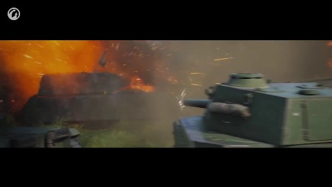World of Tanks - Trailer (Update 9.10 Japanese Heavy)
