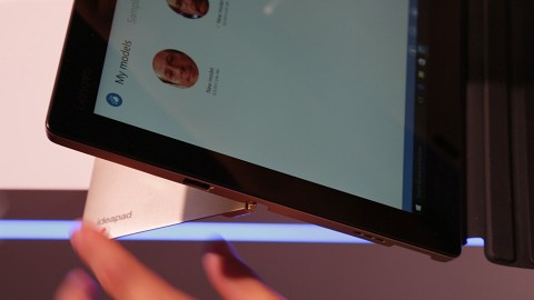 Lenovo Ideapad Miix 700 - Hands On (Ifa 2015)