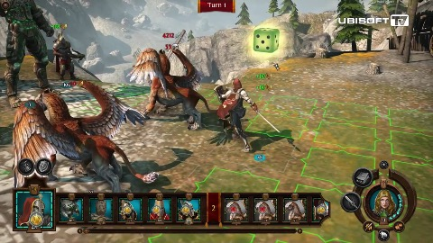 Might and Magic Heroes VII - Trailer (Gameplay)