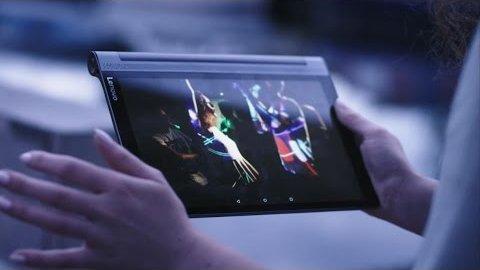 Lenovo Yoga Tab 3 Pro - Trailer