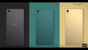 Sony stellt Xperia Z5 und Z5 Compact vor (Ifa 2015)