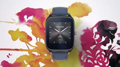 Asus Zenwatch 2 - Trailer