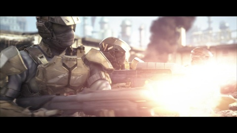 Halo Wars - E3-Trailer