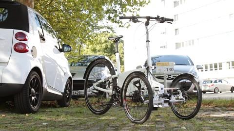 Autonomes E-Bike von Comodule - Bericht