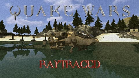 Quake Wars - Raytraced