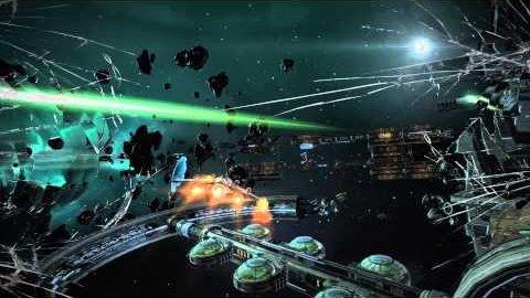 Galaxy on Fire 3 - Manticore (Trailer Ankündigung)