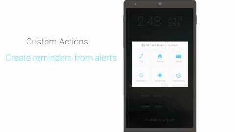 Echo Lockscreen für Android - Trailer