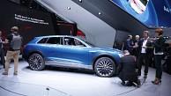 Audi E-Tron Quattro Concept (IAA 2015)