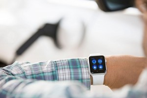 Myford Mobile auf der Apple Watch