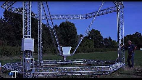 3D-Drucker Big Delta - Worlds Advanced Saving Project