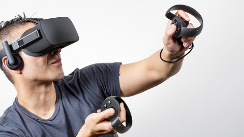 Oculus Rift Touch Controller (Herstellervideo)