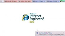 Internet Explorer 8 Beta 2 - Test