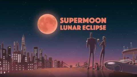 Besondere Mondfinsternis am 28.9.2015 - Nasa