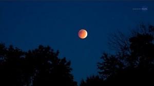 Mondfinsternis und Supermond erklärt - Nasa