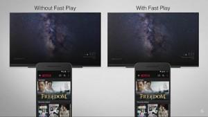 Chromecast (2015) und Chromecast Audio - Demo