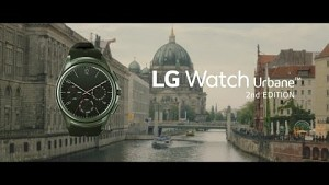 LG Watch Urbane 2nd Edition - Trailer