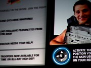 Eigenartiges BD-Live-Extra - das eigene Foto in Star Ship Troopers 3