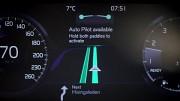 Volvo Intellisafe Auto Pilot (Herstellervideo)