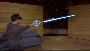 Microsoft Hololens - Project-Xray-Demo